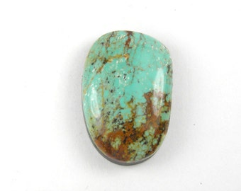 Stabilized Nevada Turquoise Cabochon - 976