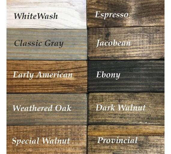 Wall Unit Three Shelf Rustic Industrial 36 Wide Wood