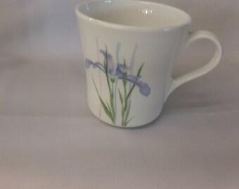 Vintage Corning Ware Shadow Iris Cup