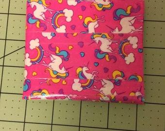 Unicorn Bi-fold Wallet