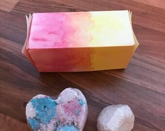 Ladies hidden treasure double bath bomb gift set