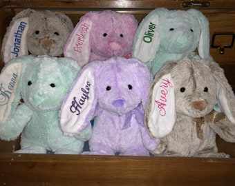 Personalized plush toys
