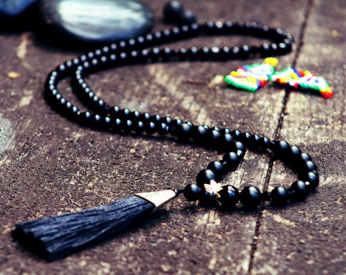 Featured listing image: Tassel necklace