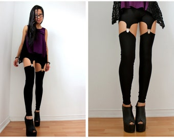 The Suspender Leggings