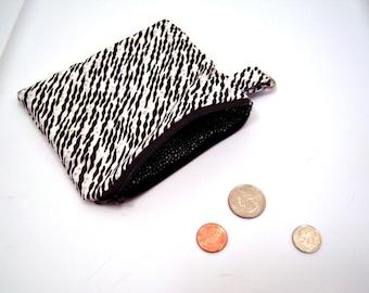 Zebra Coin Purse