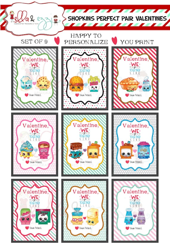 Simplicity image in shopkins list printable