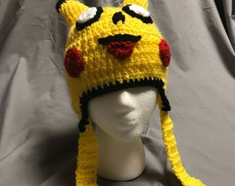 Pikachu winter hat