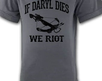 Daryl Dixon The Walking Dead Infant Baby Bodysuit Romper Baby Shower Gift