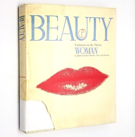 Beauty: Variations on the Theme Woman by Masters of Camera by Fritz L. Gruber 1965 Hardcover HC w/ Dust Jacket DJ Photography