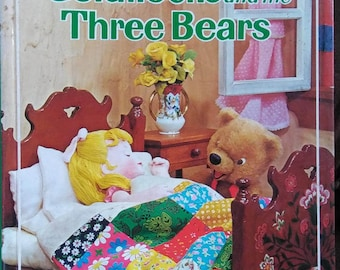 Goldilocks and the Three Bears - Puppet Storybook