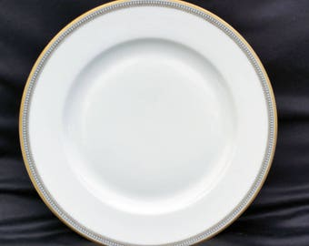 """Heinrich H & C Selb Bavaria Imperial Pattern HC9 Luncheon Plate 9"""""""