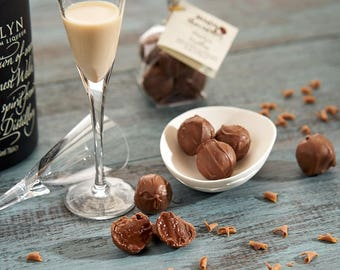 Merlyn Liqueur Chocolate Truffles