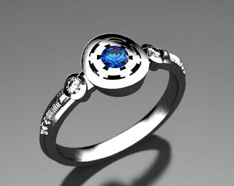 Star wars engagement ring