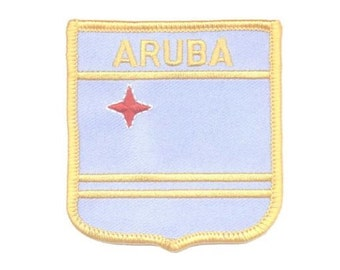 Aruba Patch (Iron on)