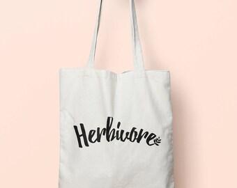 Herbivore Tote Bag Long Handles TB0073