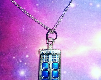 TARDIS Jewellery Sets
