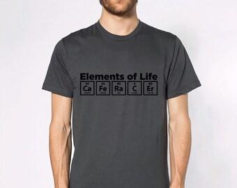 KillerBeeMoto: Cafe Racer Motorcycle Elements Of Life Short & Long Sleeve Shirt