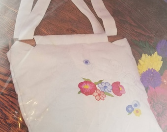 Complete Kit for Embroidered Bag or Purse--UNOPENED