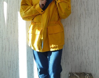 Vintage Parka Jacket FREMANTLE made in Korea