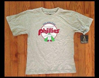 Retro Philadelphia Phillies Vintage Style Youth T-Shirt