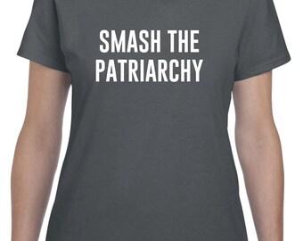 Smash the Patriarchy Shirt Tshirt