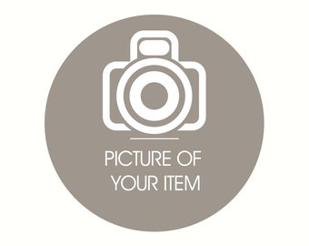 Picture of your item