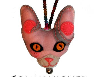 COMMISSIONED Cat Ornament