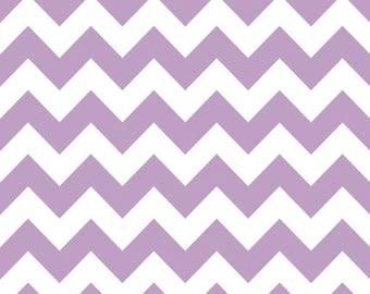 Chevron Lavender for Riley Blake, 1/2 yard
