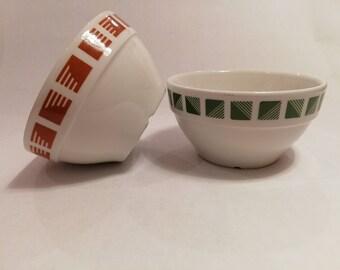 Vintage bowls Richard Ginori