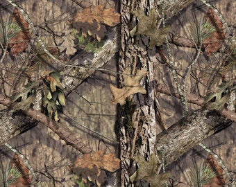 12 x 12 Inch Back Country Camo Vinyl Sheet, Permanent Adhesive 5 Year Outdoor Vinyl