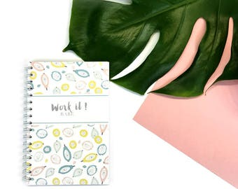 SPIRAL notebook: work it!