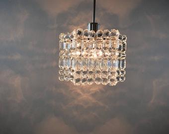 Crystal pendant light - Pendant lighting