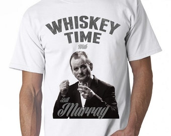 Whiskey with Bill Murray