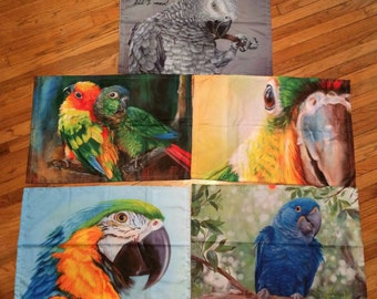 Standard pillowcases - 5 designs to choose from, featuring original artwork