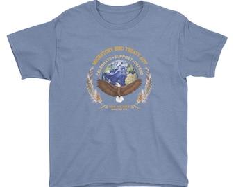 Migratory Bird Treaty Act Youth Short Sleeve T-Shirt