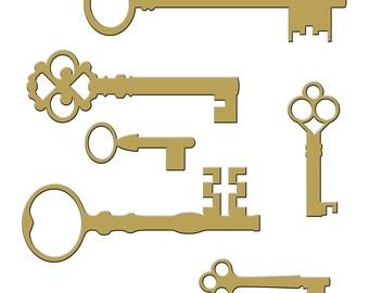 Skeleton Keys Hardware