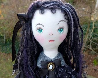 Ursula - A Soft Rag Doll