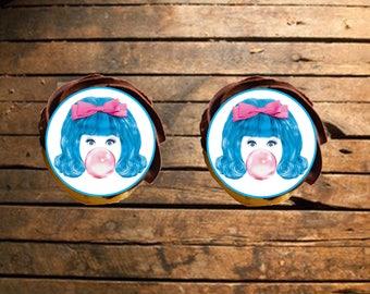 Hairspray Musical Themed Edible Cupcake Toppers