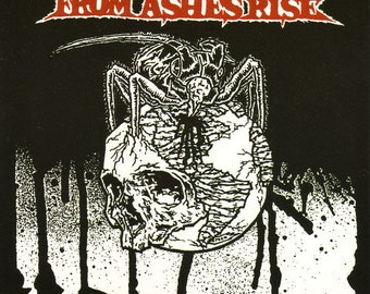 "From Ashes Rise - Life and Death 7"" Vinyl 1999"