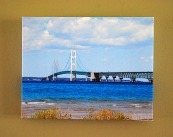 Enveloppe de toile Galerie Mackinaw pont 11 x 14