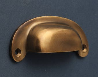 Luxury Aged Brass Cabinet Pulls