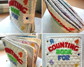 A Busy Book of Counting