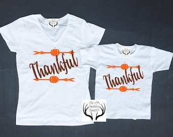 Mommy and Me Thanksgiving Shirts,Mommy and Me Outfits,Thanksgiving Shirt,Mommy and Me Shirt Set,Mother Daughter Shirts,Mother and Son Shirts
