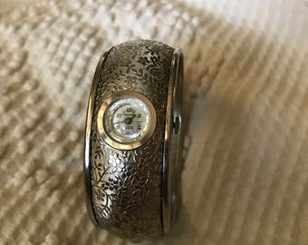 Vintage Heritage watch bangle