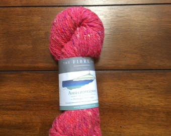 THE FIBRE CO.  Arranmore in Bradan!  Worsted -Aran Weight