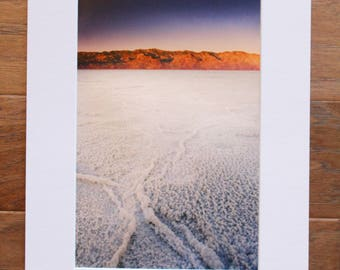 Photo of Salt Flats in Death Valley