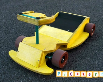 Picokart - Assembly Kit for electric go-kart