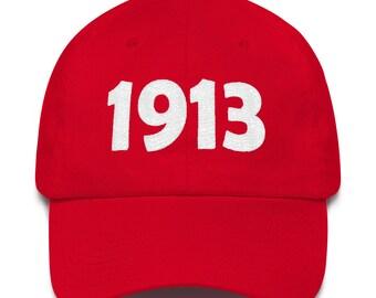 Delta Sigma Theta 1913 Cotton Cap