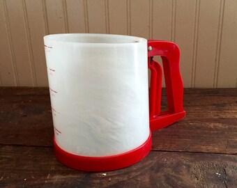 Vintage Popeil No. 15 Flour Sifter