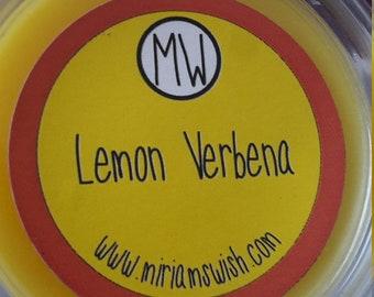 Wax melt tub 2oz Lemon Verbena
